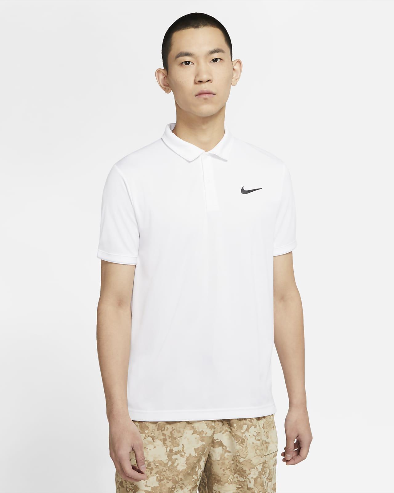 NikeCourt Dri-FIT Victory 男款網球衫