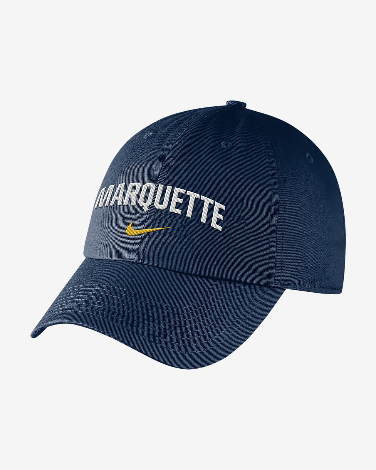 Nike College (Marquette) Hat