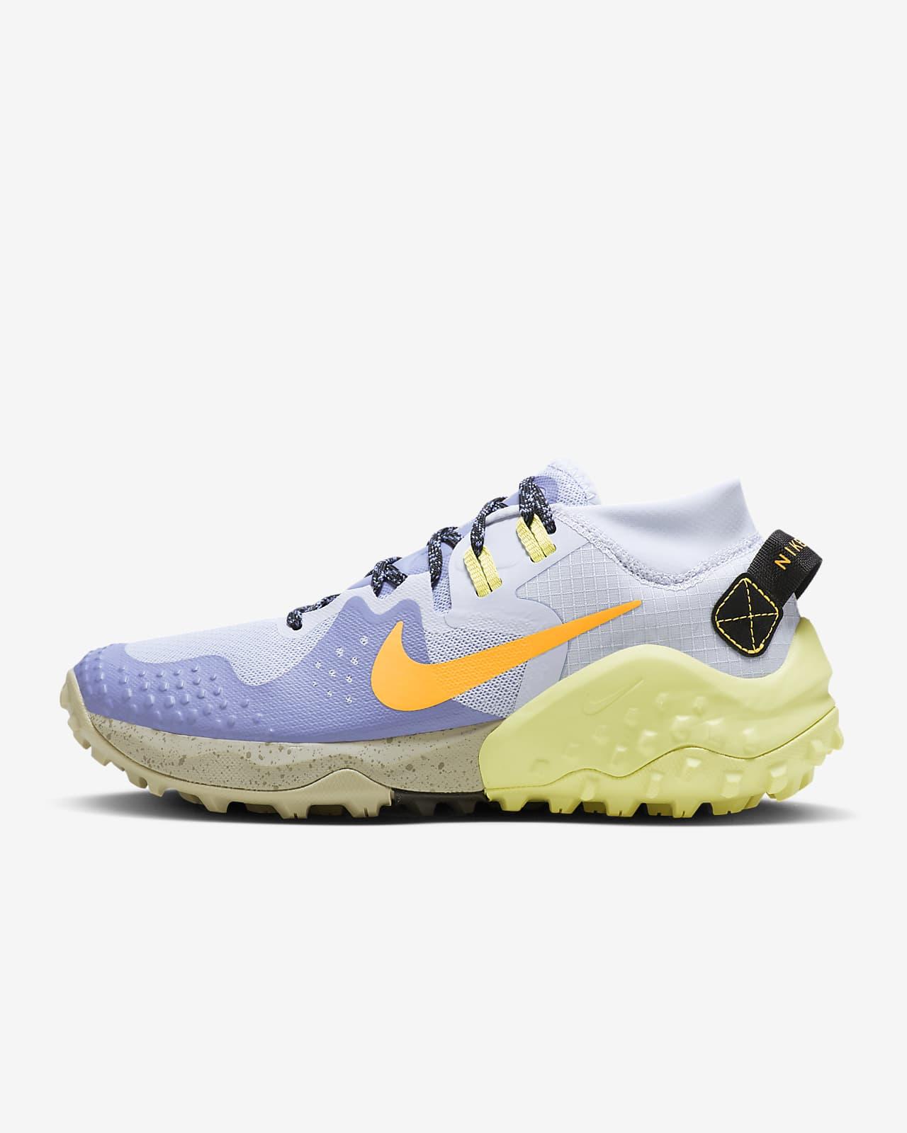 Dámská běžecká trailová bota Nike Wildhorse 6