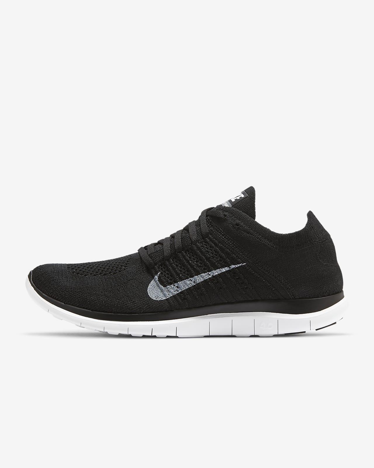 Nike Free 4.0 Flyknit 男子跑步鞋