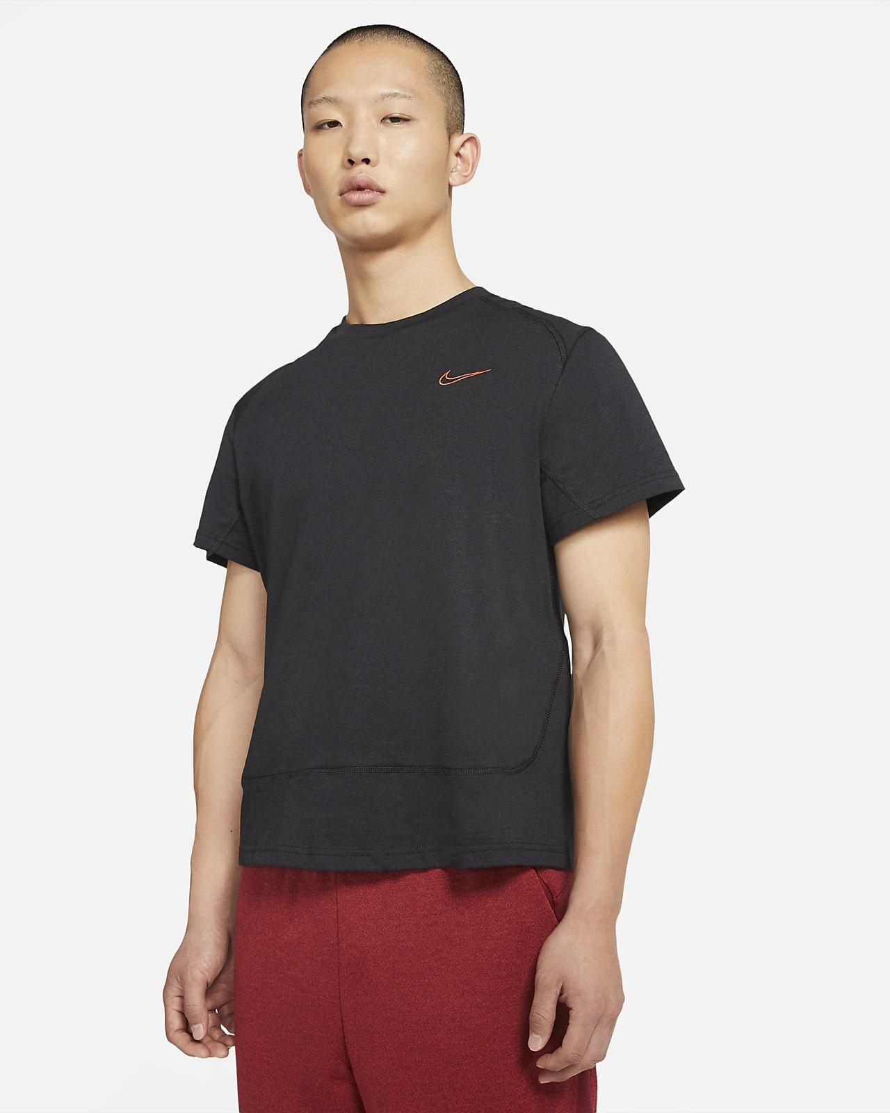 Nike Men's Short-Sleeve Training Top