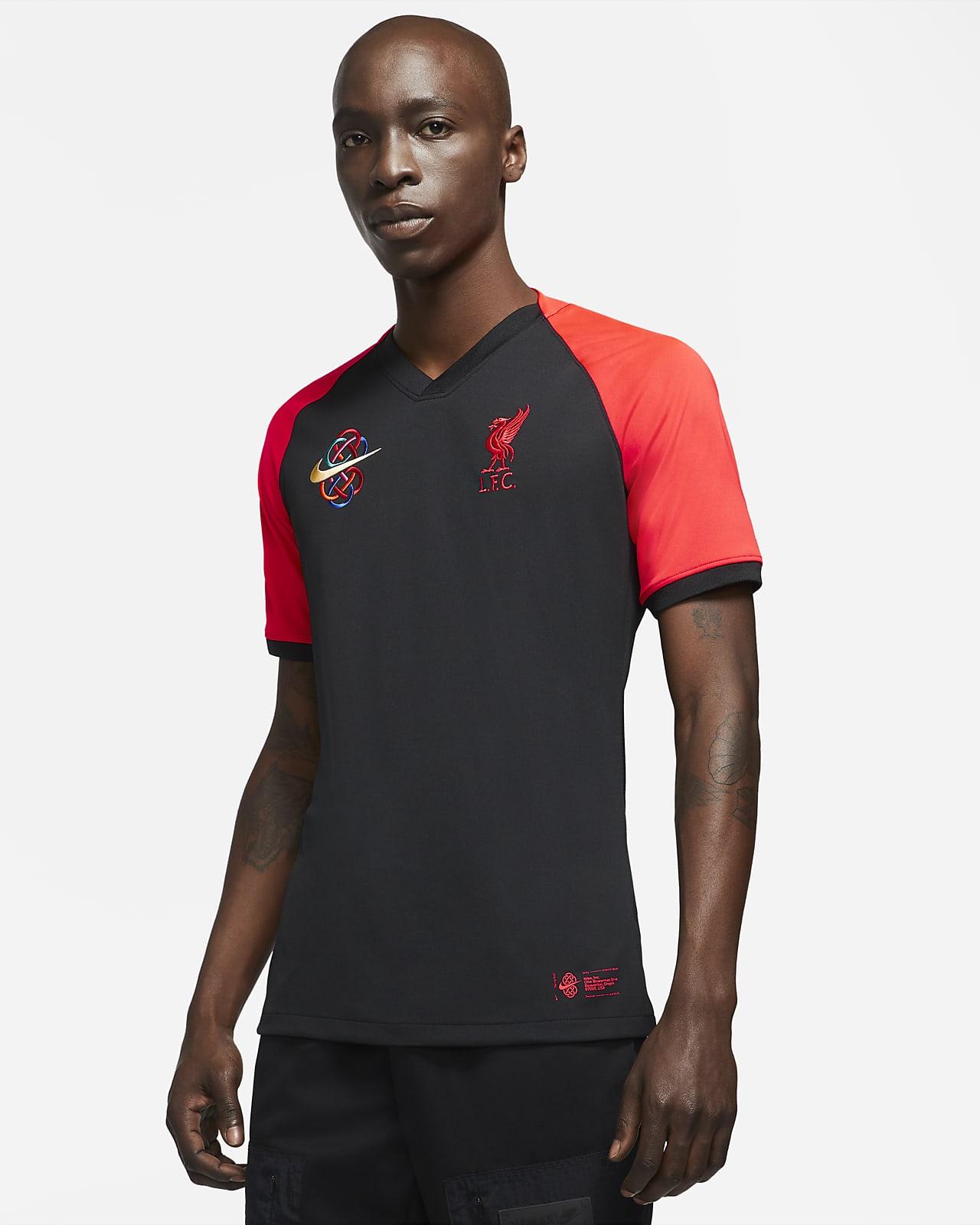 利物浦男子足球上衣