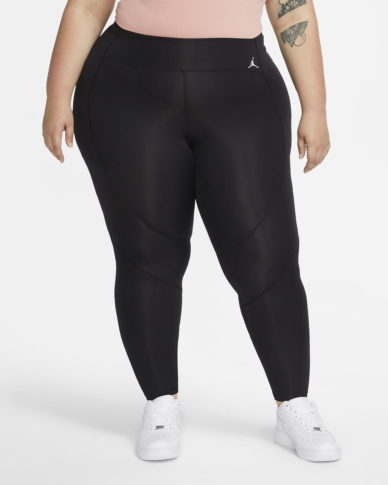 Jordan Essential Women's Mid-Rise 7/8 Leggings (Plus Size)