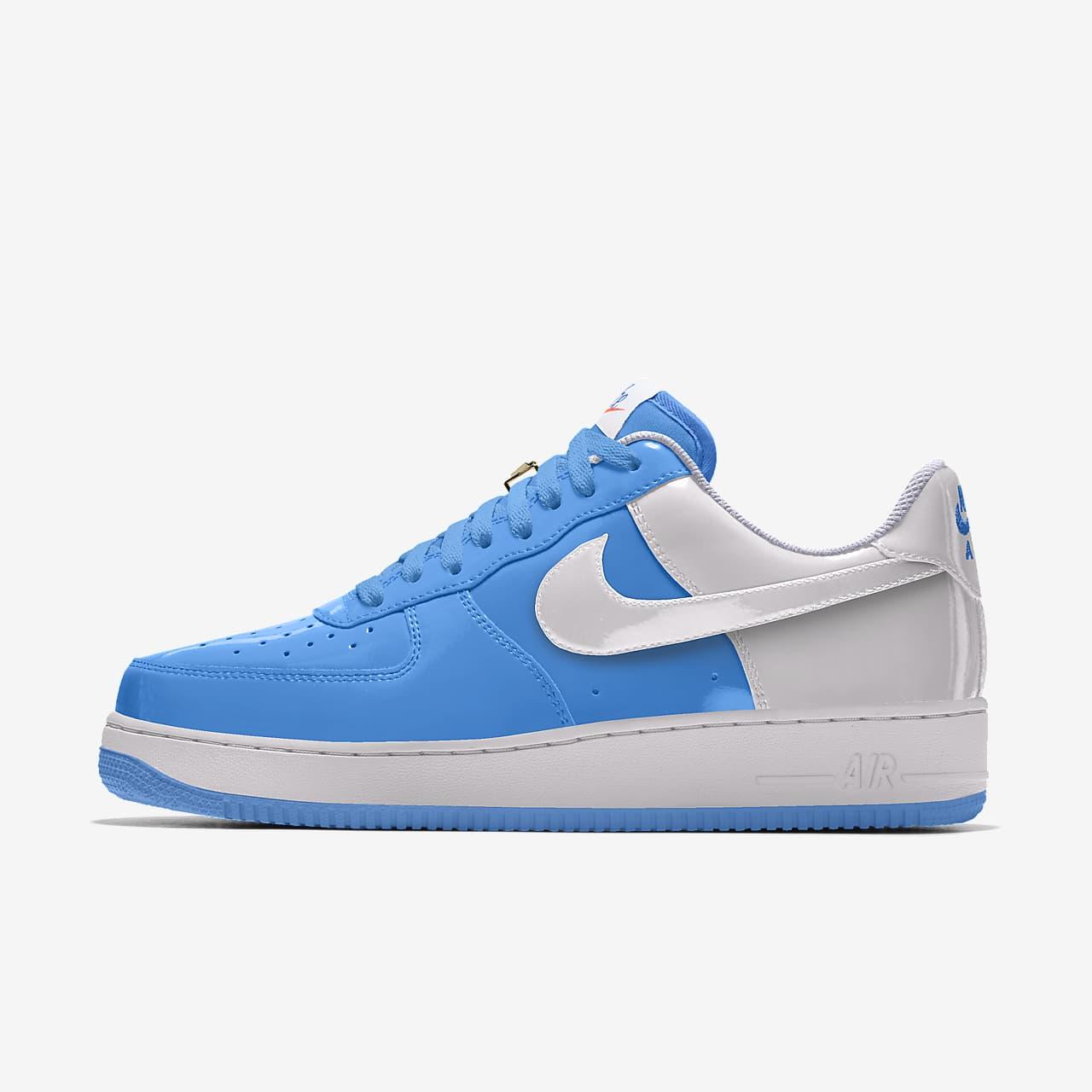 Nike Air Force 1 Low Unlocked tilpasset herresko