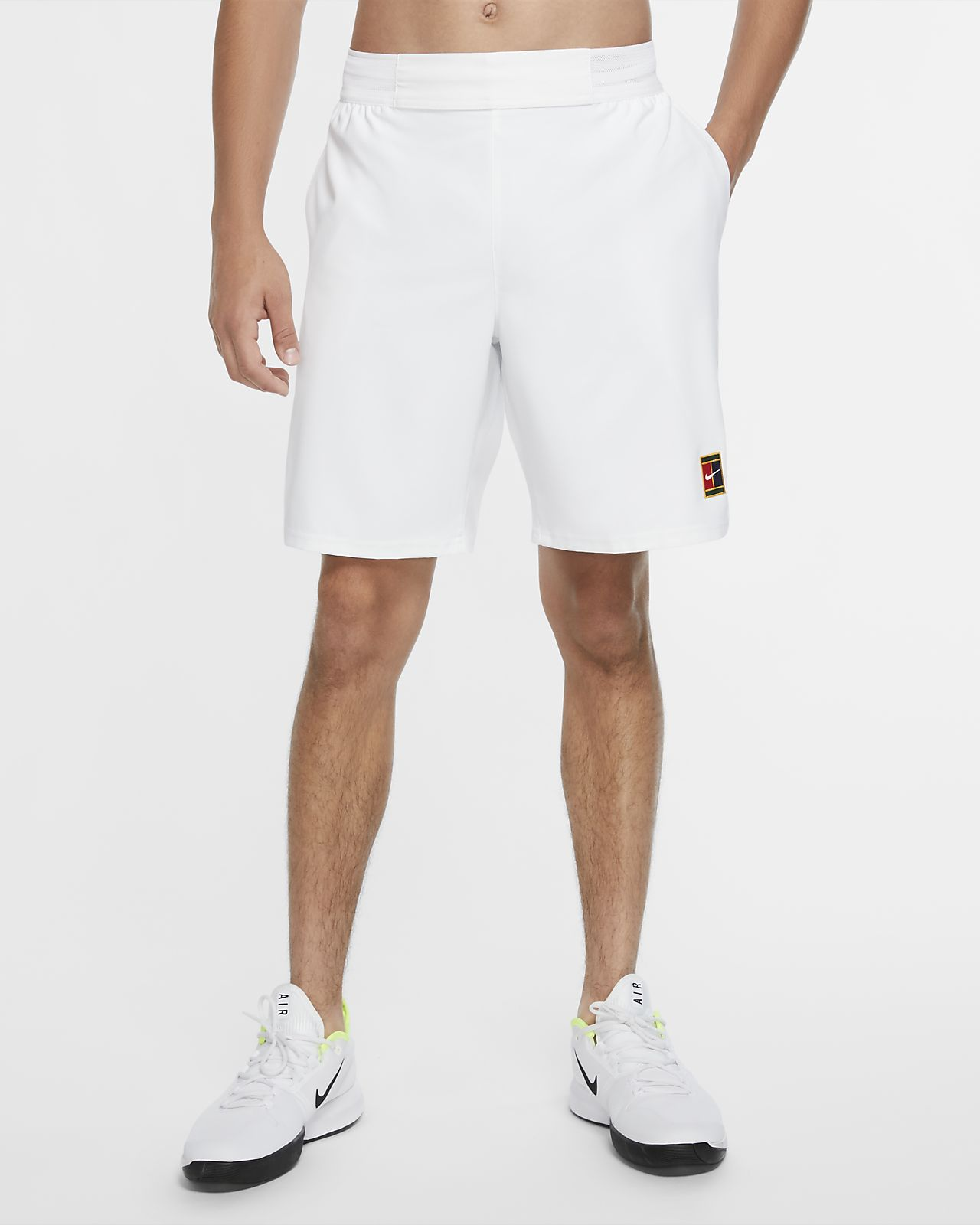 """NikeCourt Flex Ace Men's 9""""/23cm Tennis Shorts"""