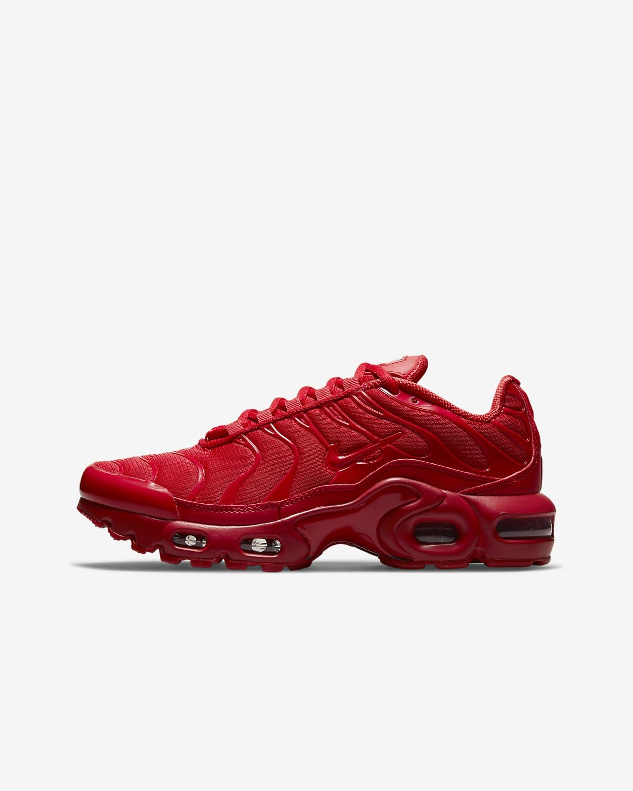 Nike Air Max Plus Big Kids' Shoe