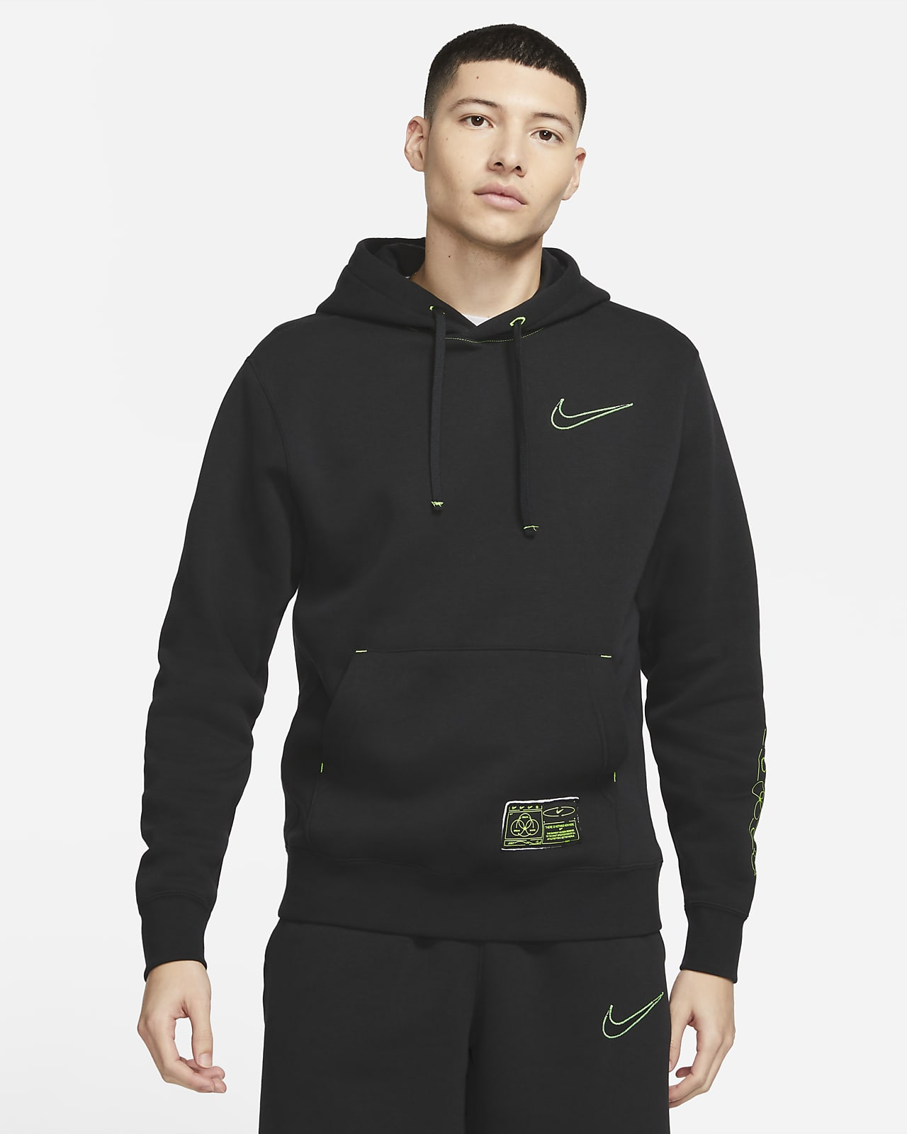 Nike Sportswear Club Fleece Men's Pullover Hoodie