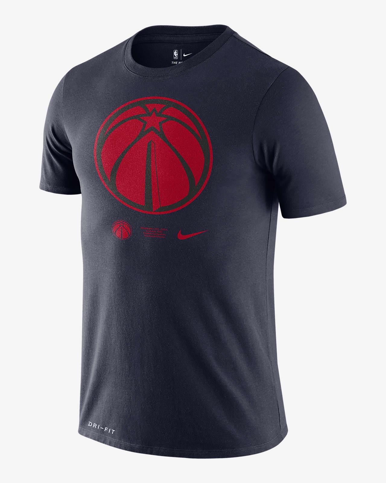 ワシントン ウィザーズ ロゴ メンズ ナイキ Dri-FIT NBA Tシャツ
