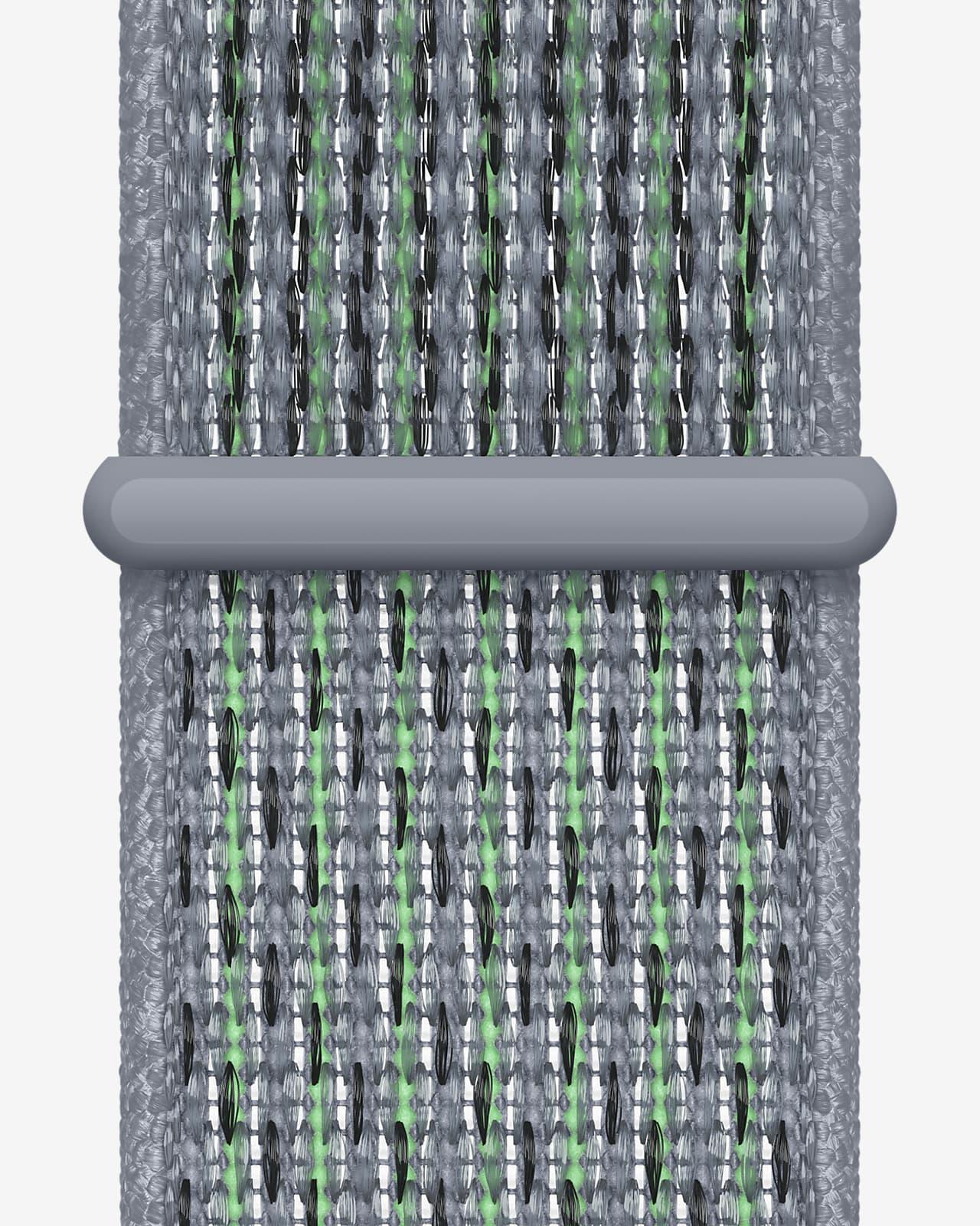 44mm Obsidian Mist Nike Sport Loop – Regular