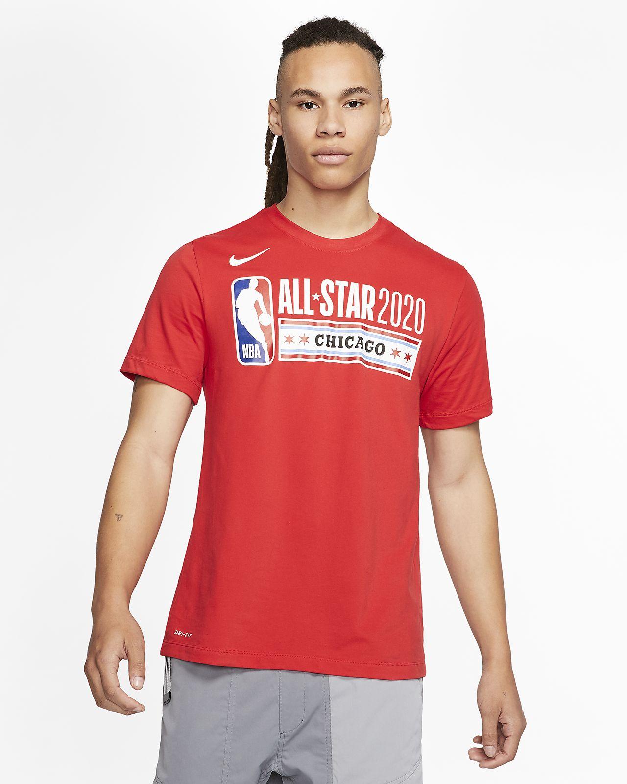 All-Star Logo Men's Nike Dri-FIT NBA T-Shirt