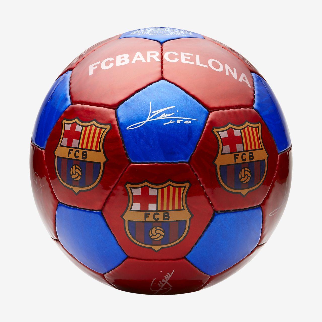 Ballon de football de grande taille FC Barcelona