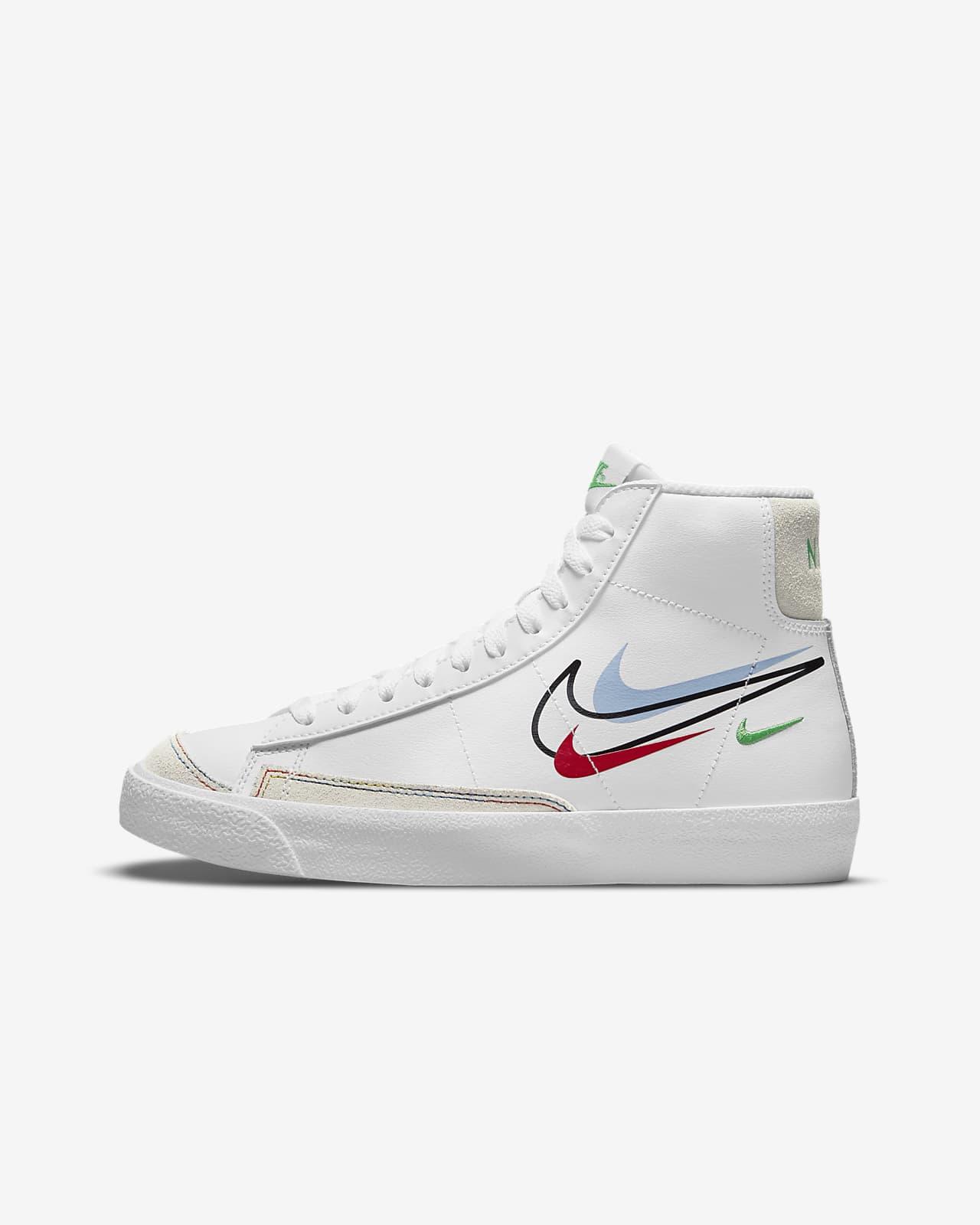 Sapatilhas Nike Blazer Mid '77 Júnior
