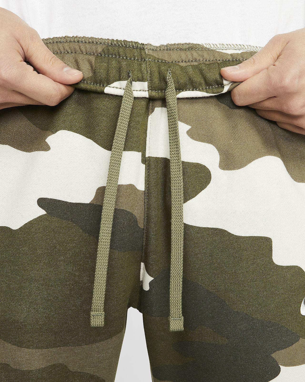 jogging nike hommes camouflage