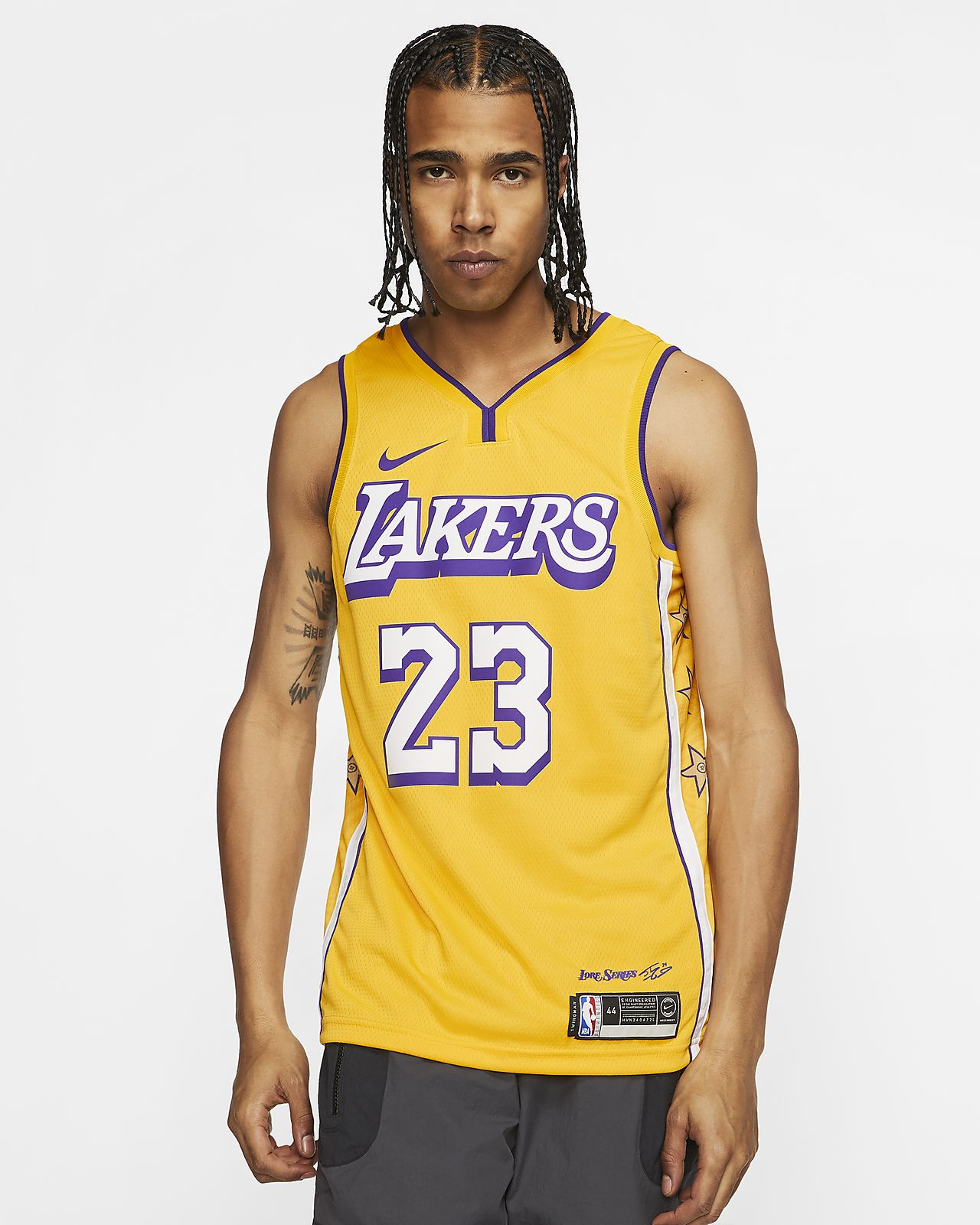 lakers jersey female jersey on sale