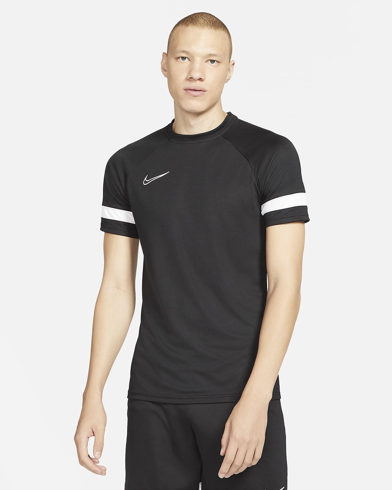 Camiseta de fútbol de manga corta para hombre Nike Dri-FIT Academy