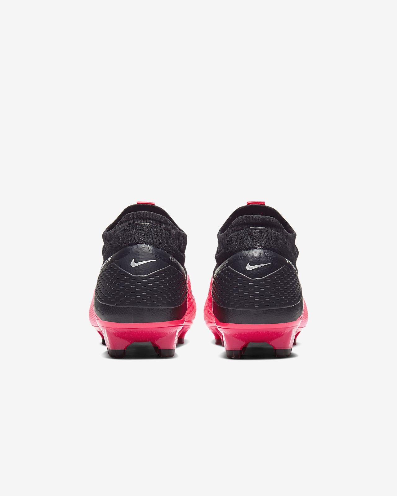 Nike Total90 Laser Elite FG Soccer Cleats (BlackNeon Green)