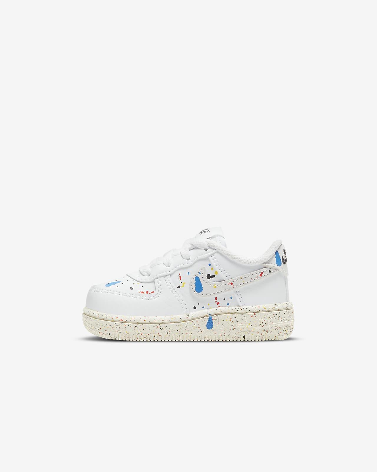 Nike Force 1 LV8 3 (TD) 婴童运动童鞋
