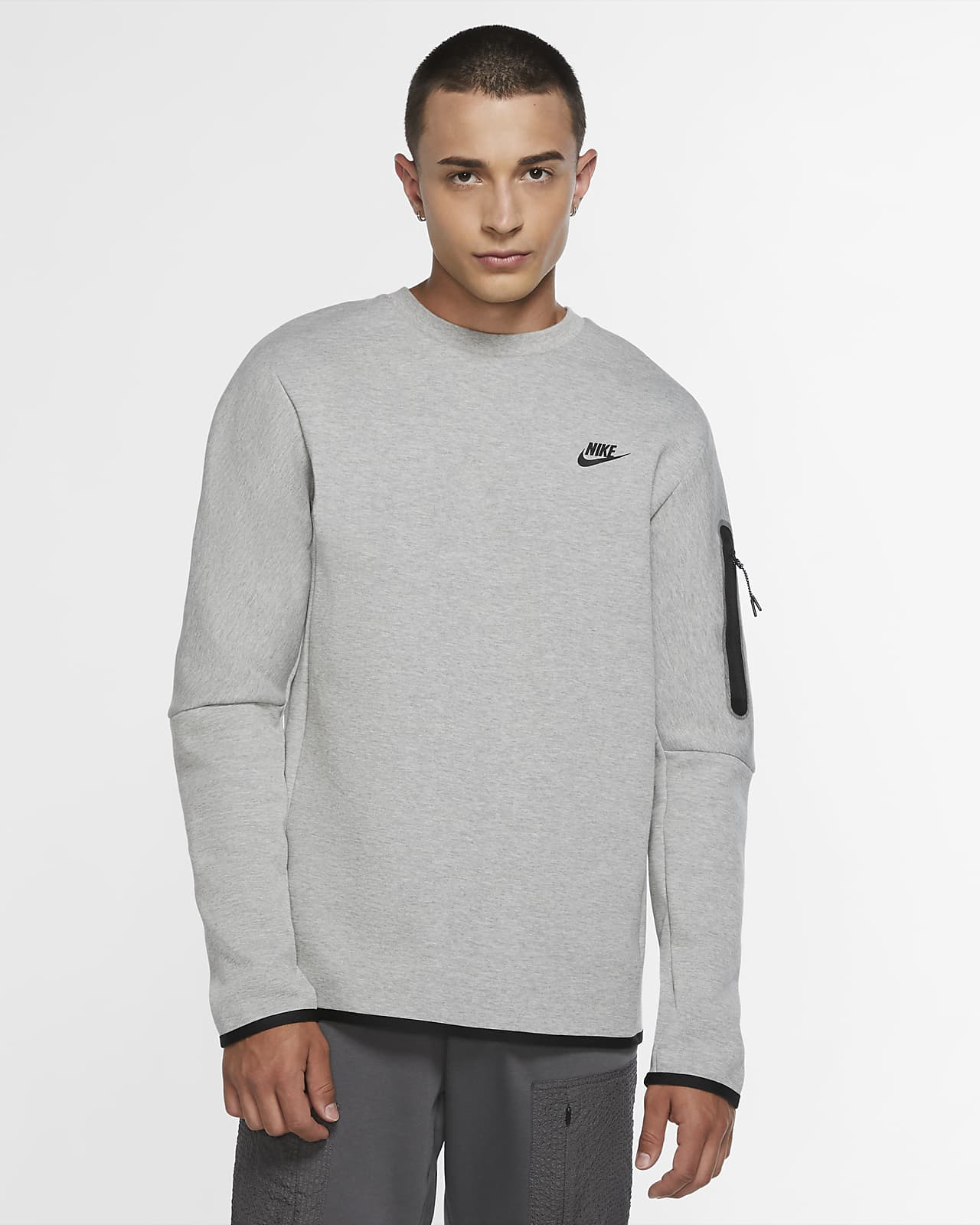 Haut Nike Sportswear Tech Fleece pour Homme