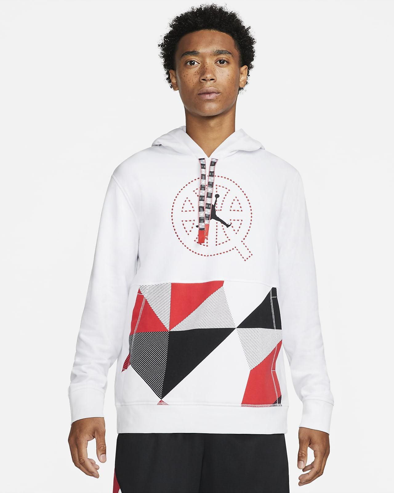 Jordan Quai 54 Men's Fleece Pullover Hoodie
