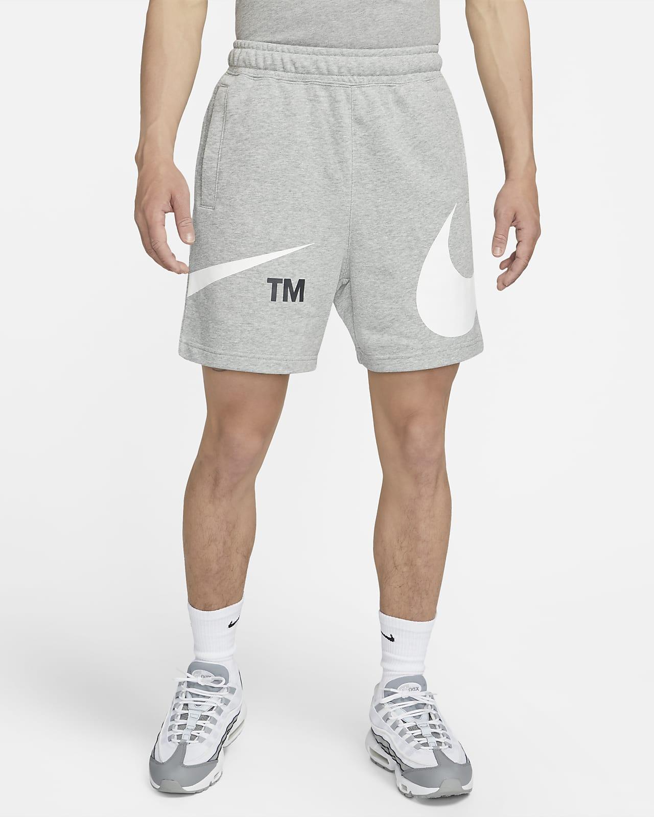ナイキ スポーツウェア スウッシュ メンズ フレンチ テリー ショートパンツ