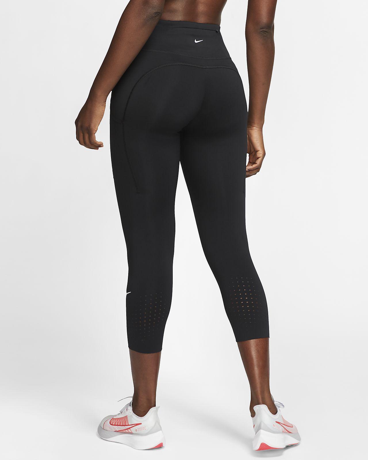 leggings running donna nike