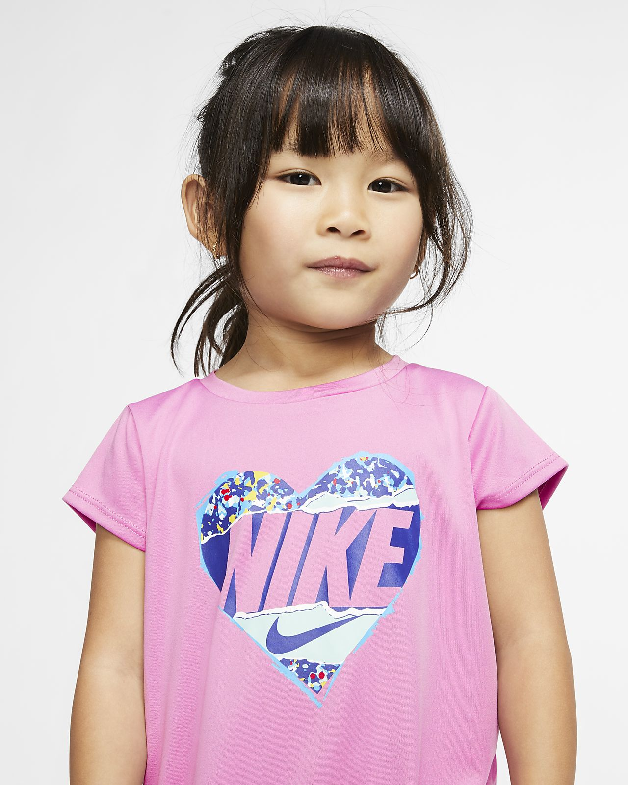 Nike Toddler Dri Fit Jersey T-Shirt Top