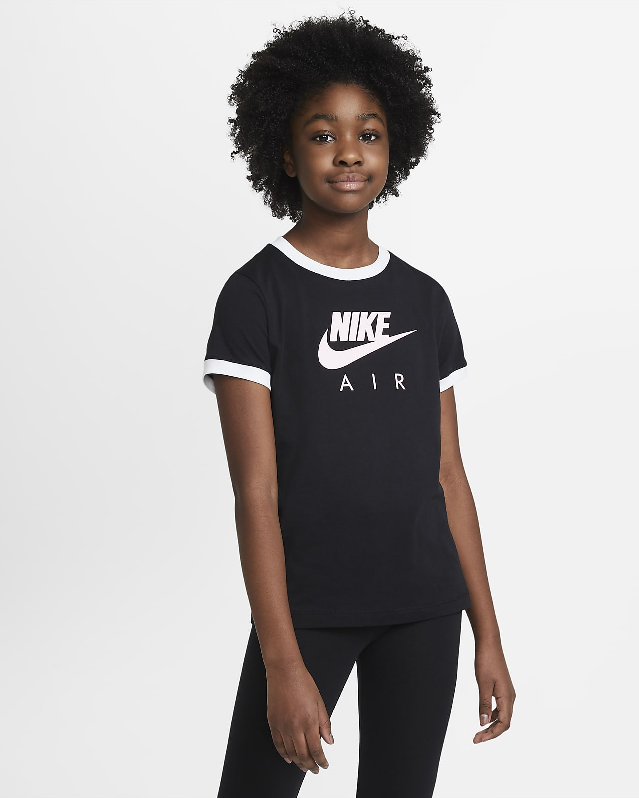 Nike Air Older Kids' (Girls') T-Shirt