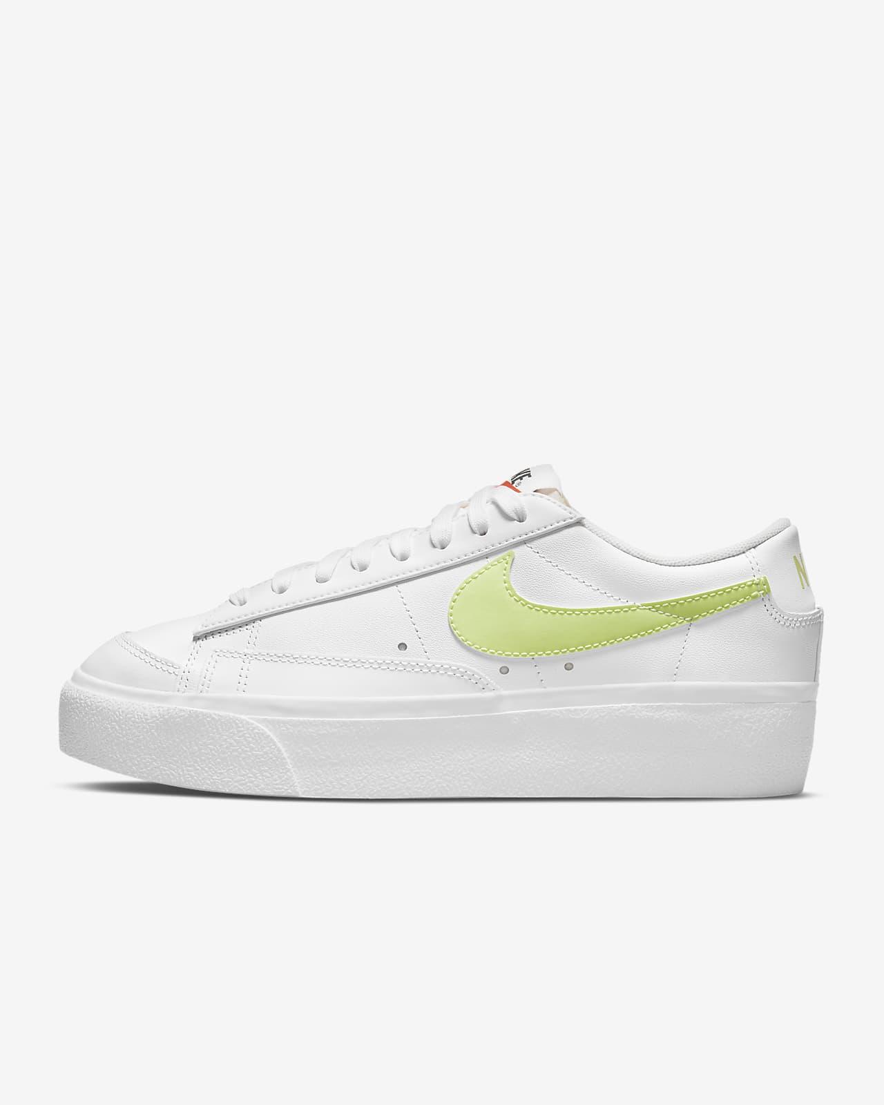 Calzado Nike Blazer Low Platform para mujer