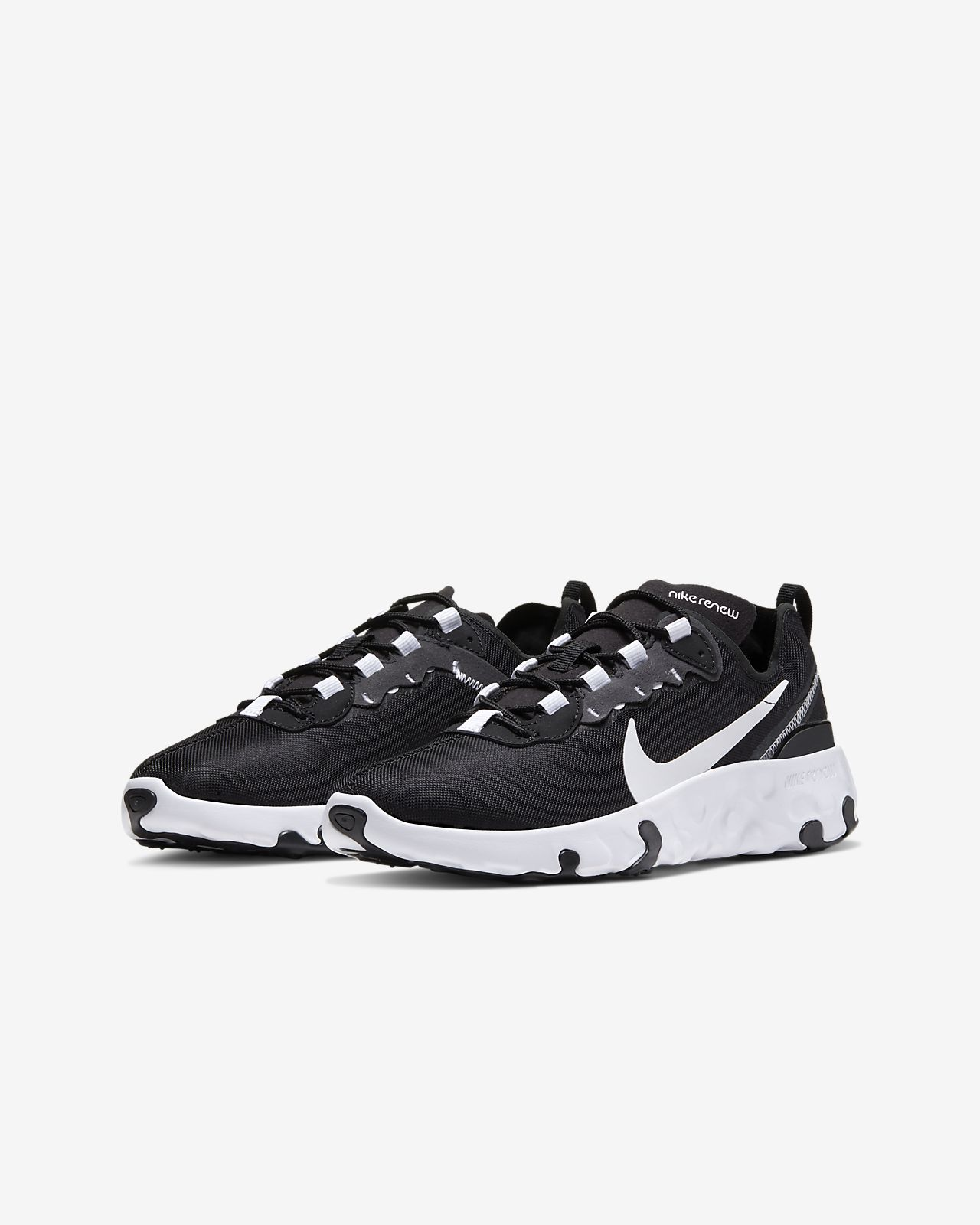 Boys' Big Kids' Nike Renew Element 55 Running Shoes