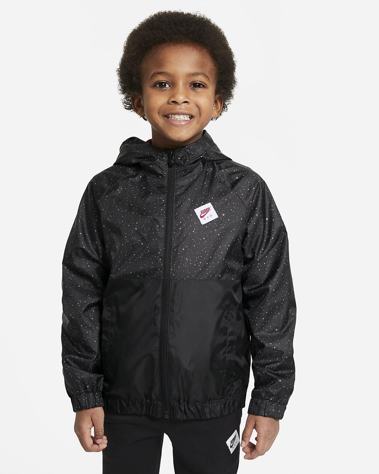 Jordan Younger Kids' Full-Zip Jacket