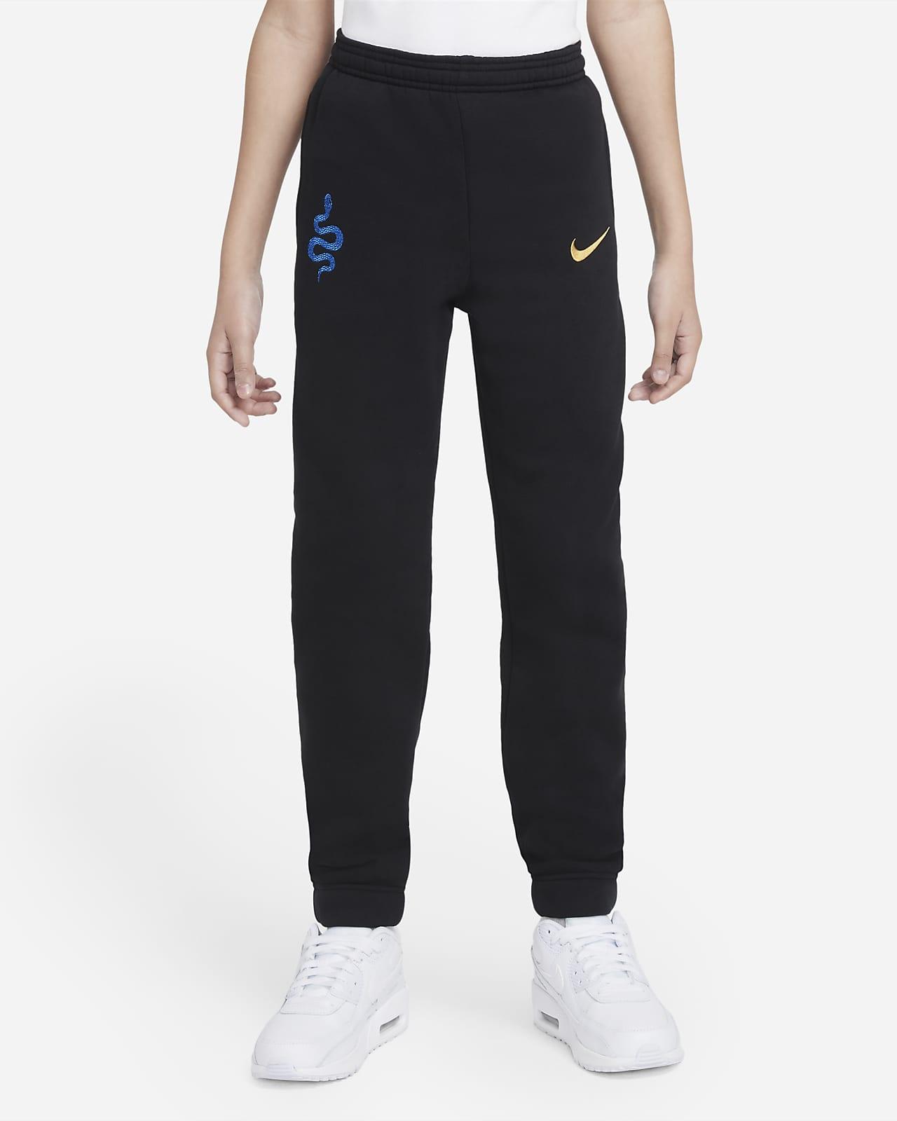 Inter Milan Older Kids' Fleece Football Pants