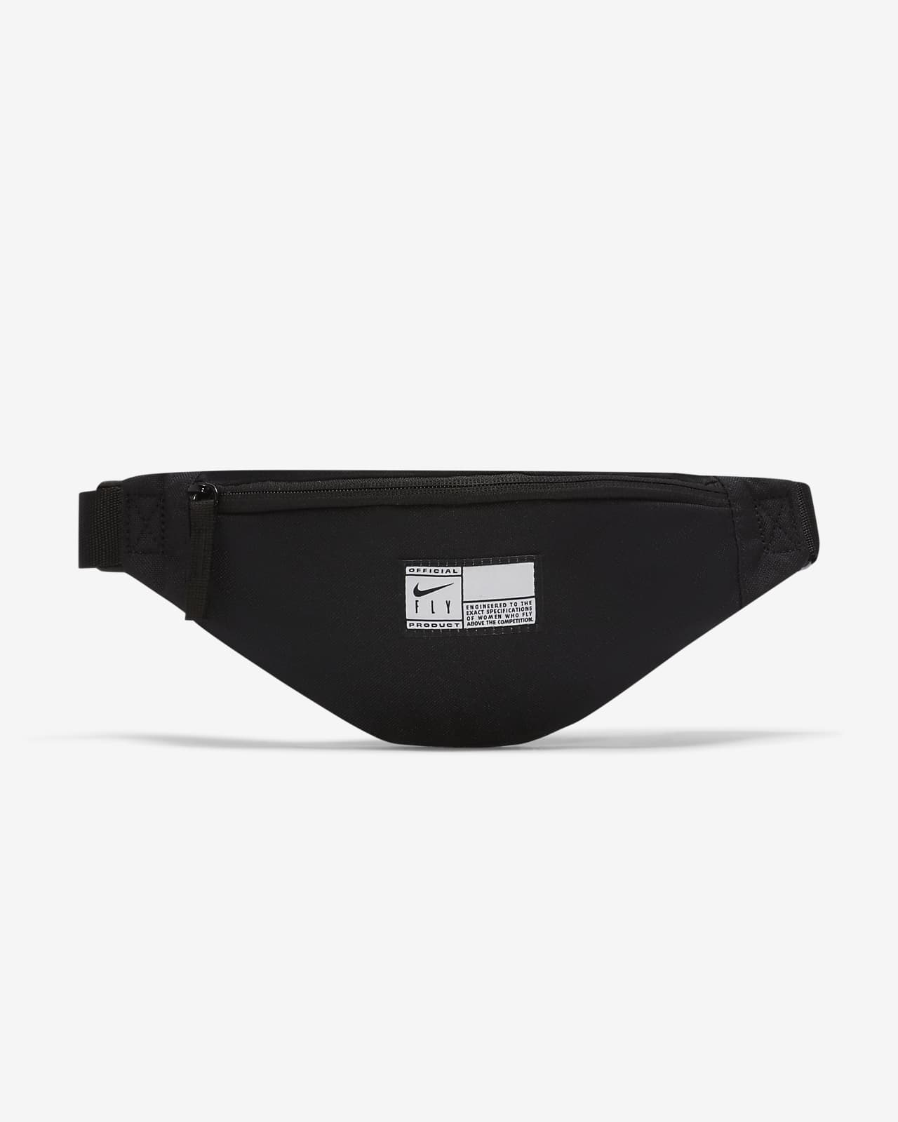 Nike Heritage Swoosh Fly 迷你籃球腰包