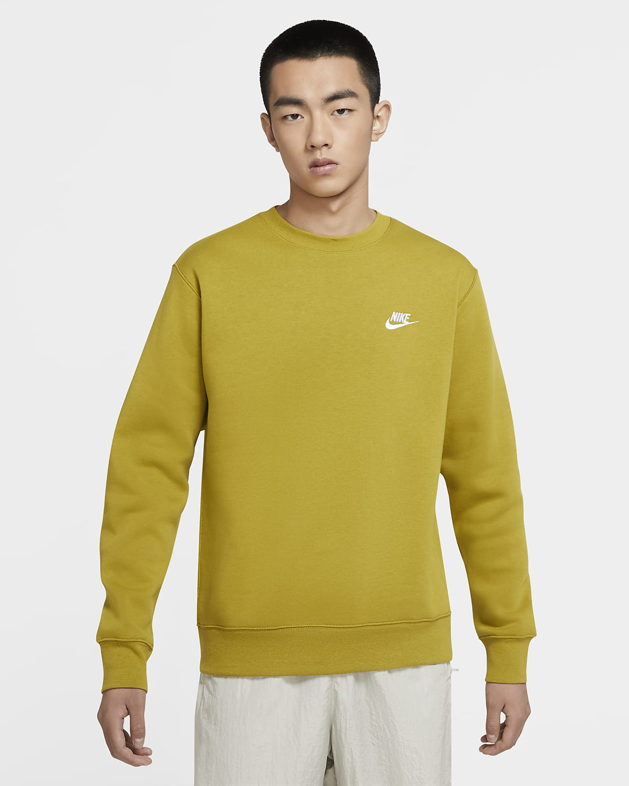 Nike Sportswear Club Fleece Crew