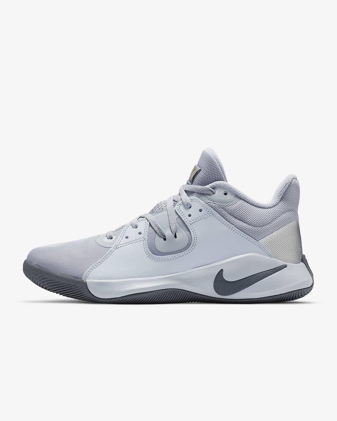 รองเท้าบาสเก็ตบอล Nike Fly.By Mid