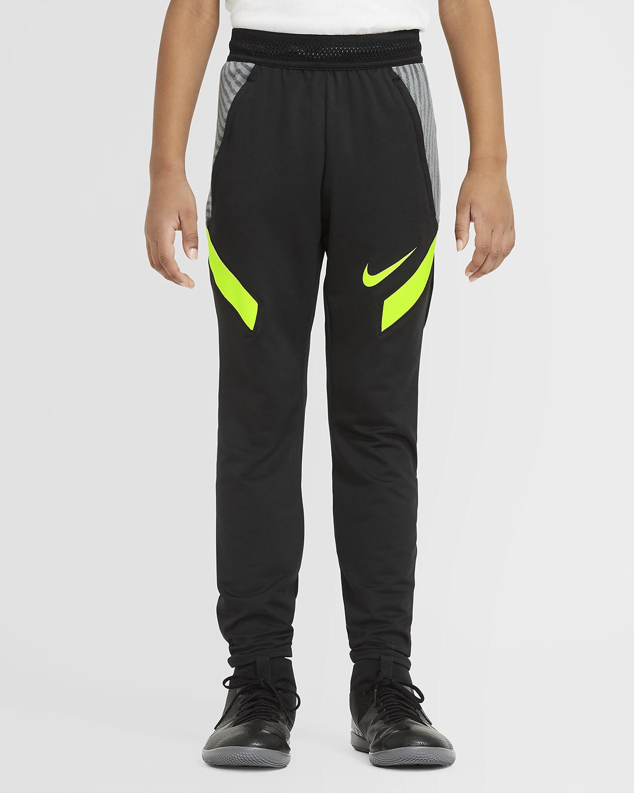 Fotbalové kalhoty Nike Dri-FIT Strike pro větší děti
