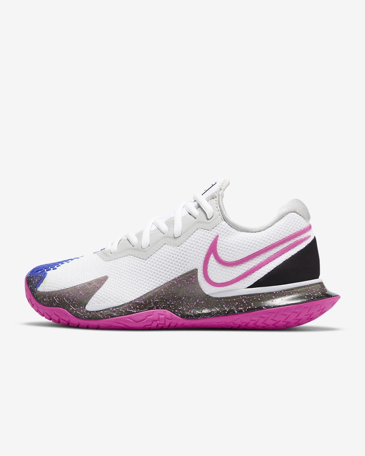 Calzado de tenis de cancha dura para mujer NikeCourt Air Zoom Vapor Cage 4