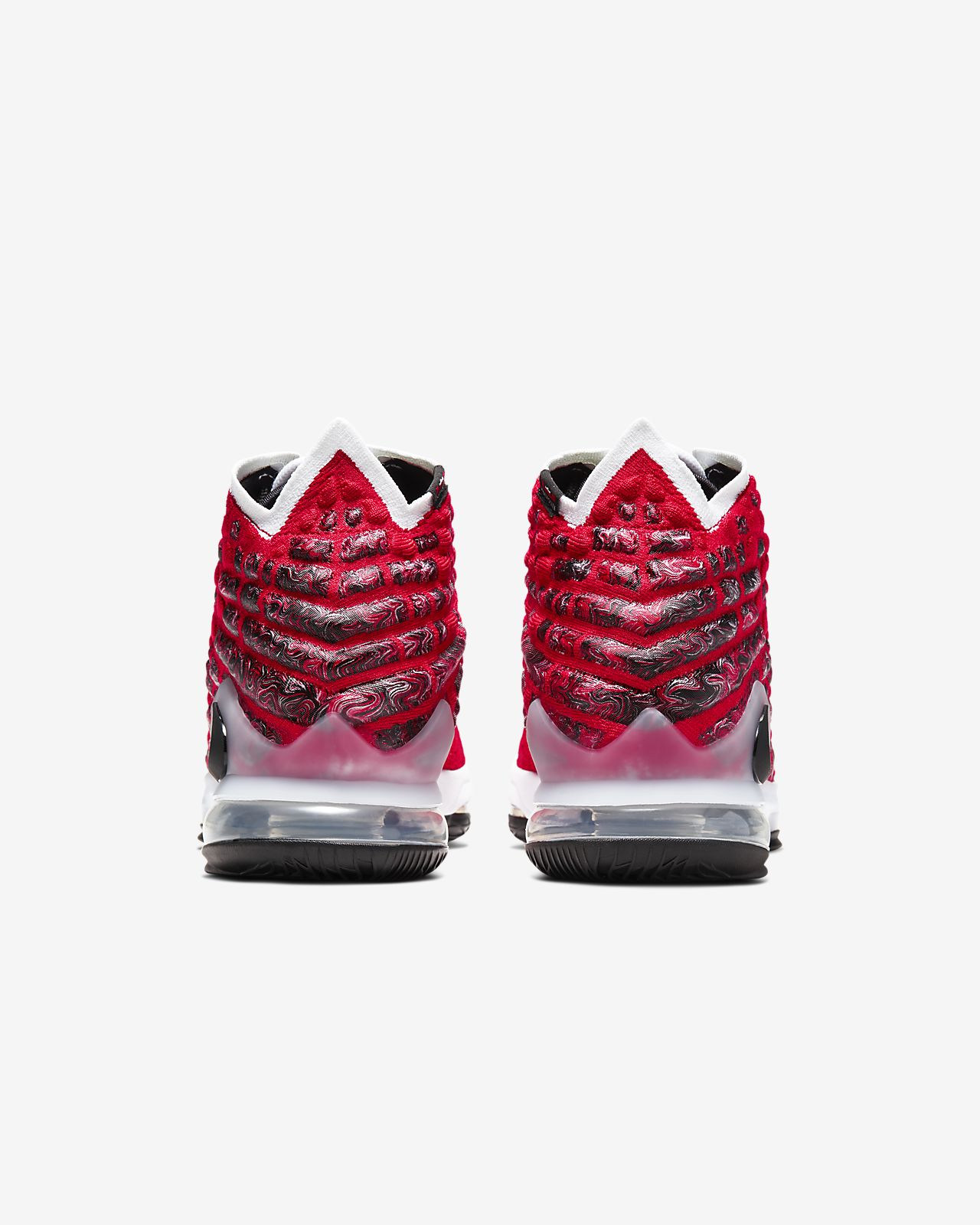 LeBron 17 Basketball Shoe. Nike GB