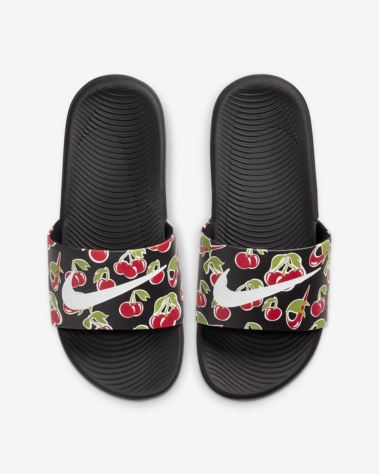 Badtoffel Nike Kawa SE Picnic för barn/ungdom