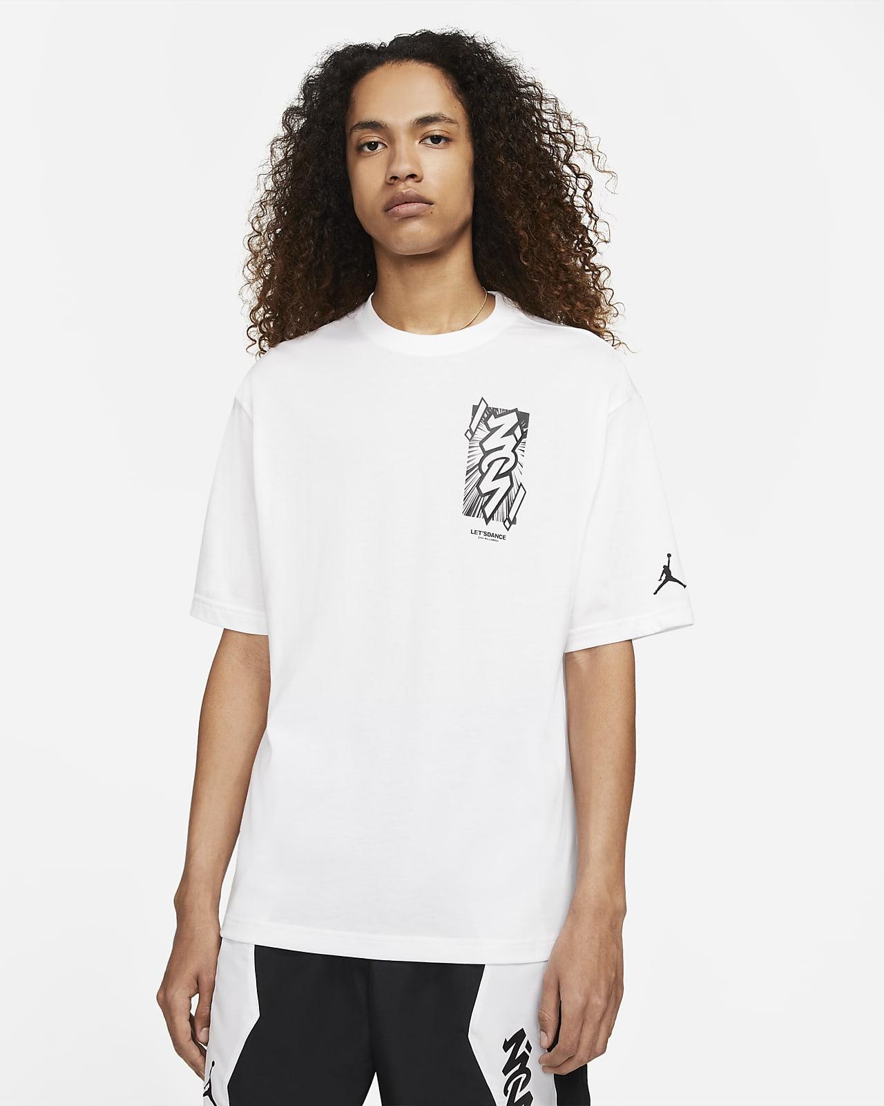 Jordan Dri-FIT Zion 男款短袖 T 恤