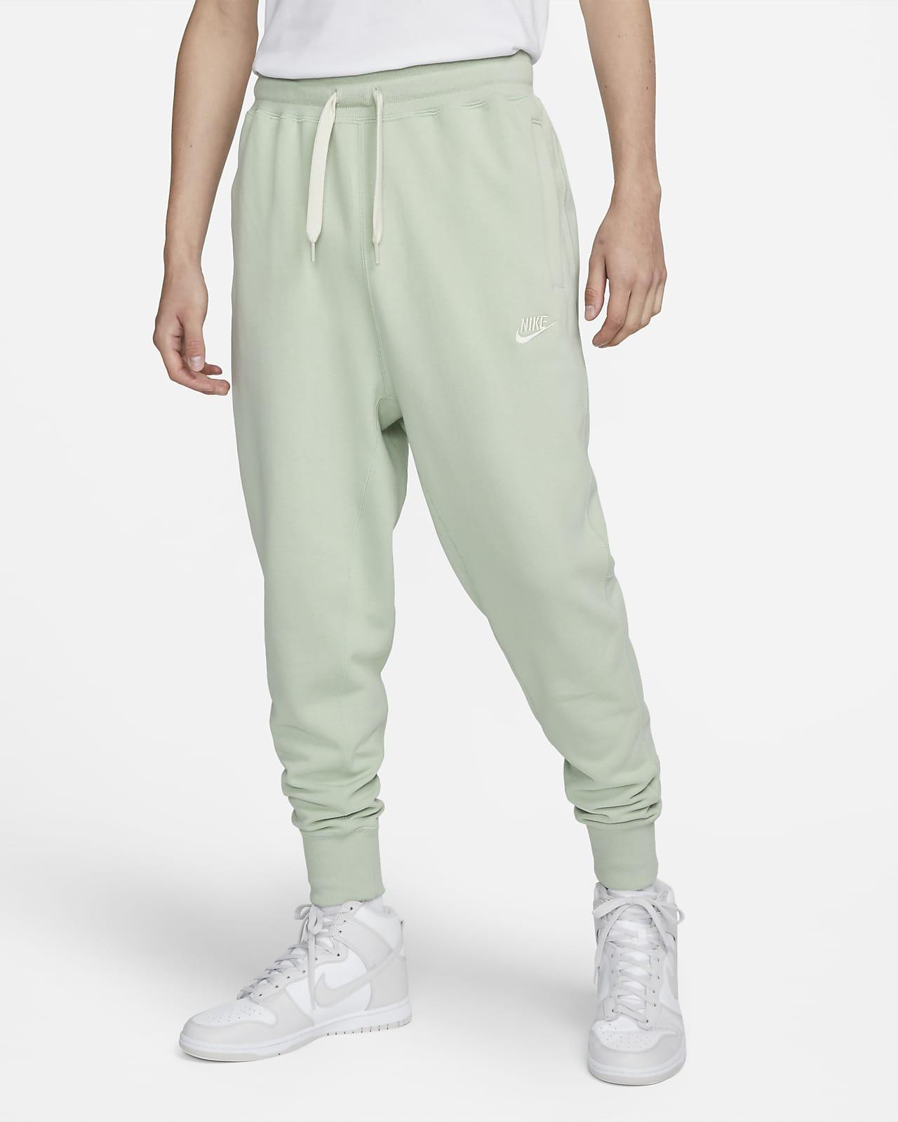 Męskie klasyczne spodnie z dzianiny Nike Sportswear