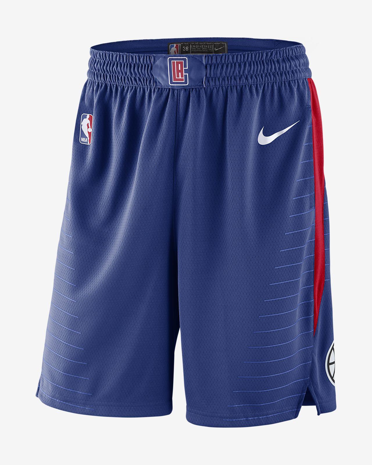 Shorts Los Angeles Clippers Icon Edition Swingman Nike NBA - Uomo