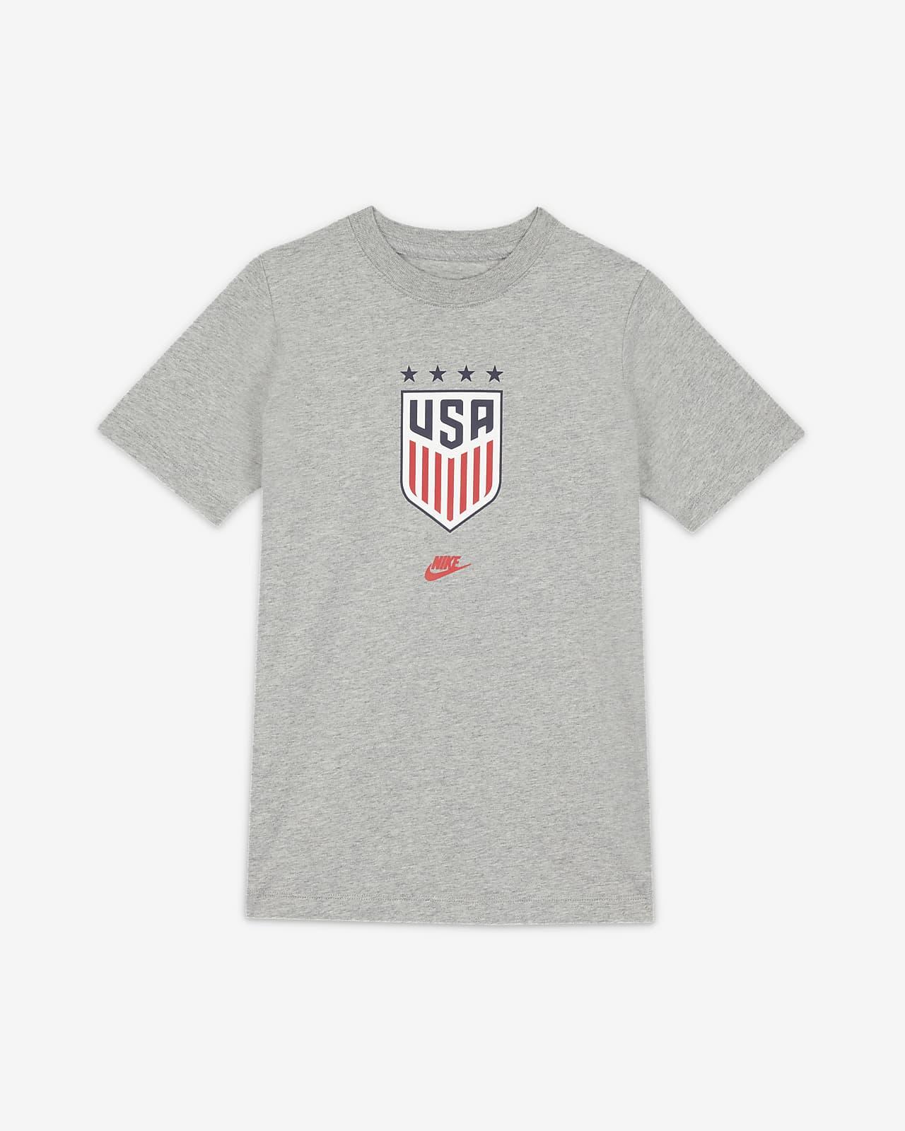 U.S. (4-Star) Big Kids' Soccer T-Shirt