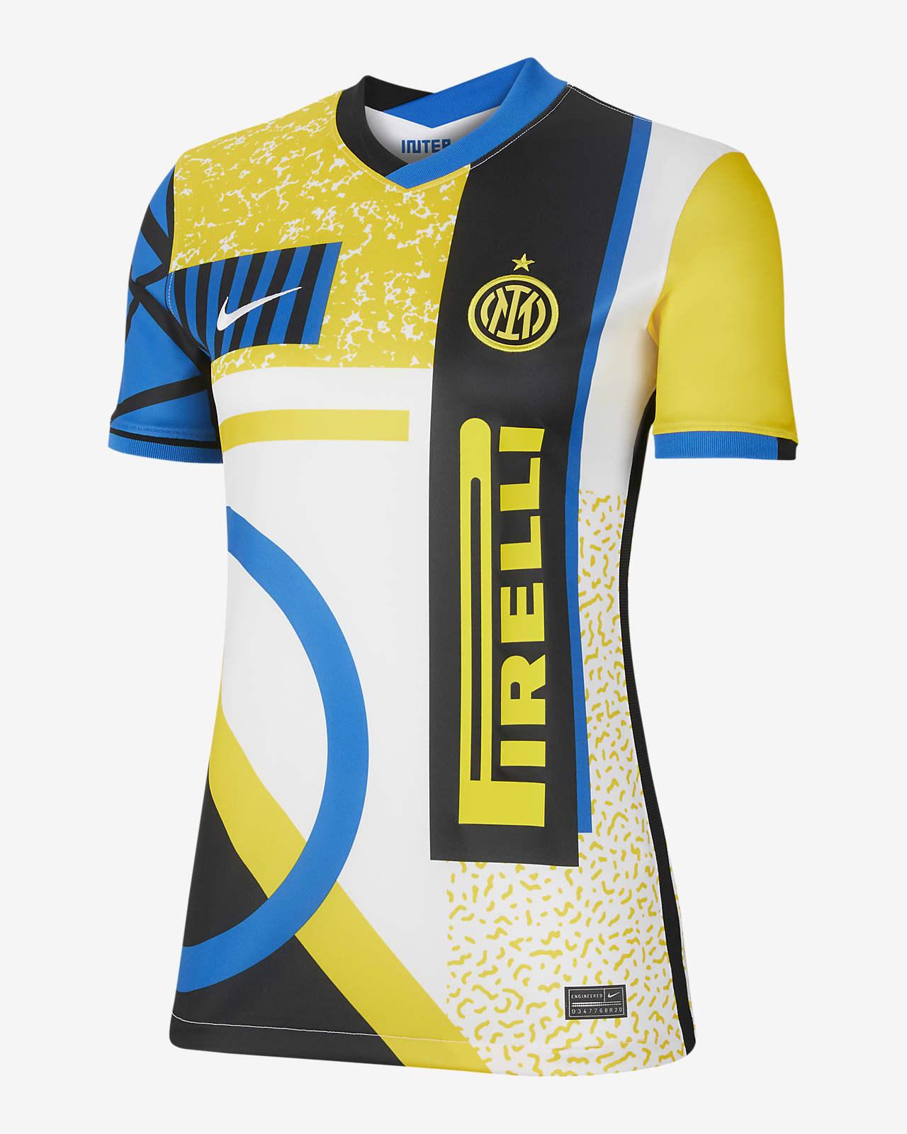Camiseta de fútbol para hombre Inter Milan 2021/22 Stadium Fourth