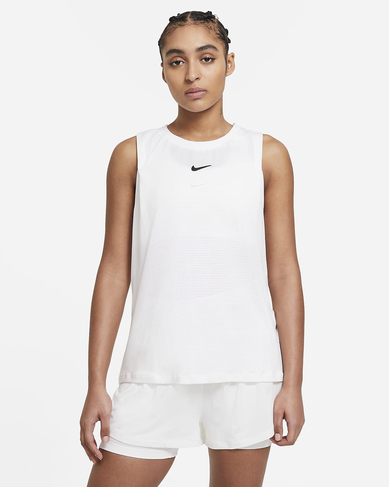 Débardeur de tennis NikeCourt Advantage pour Femme