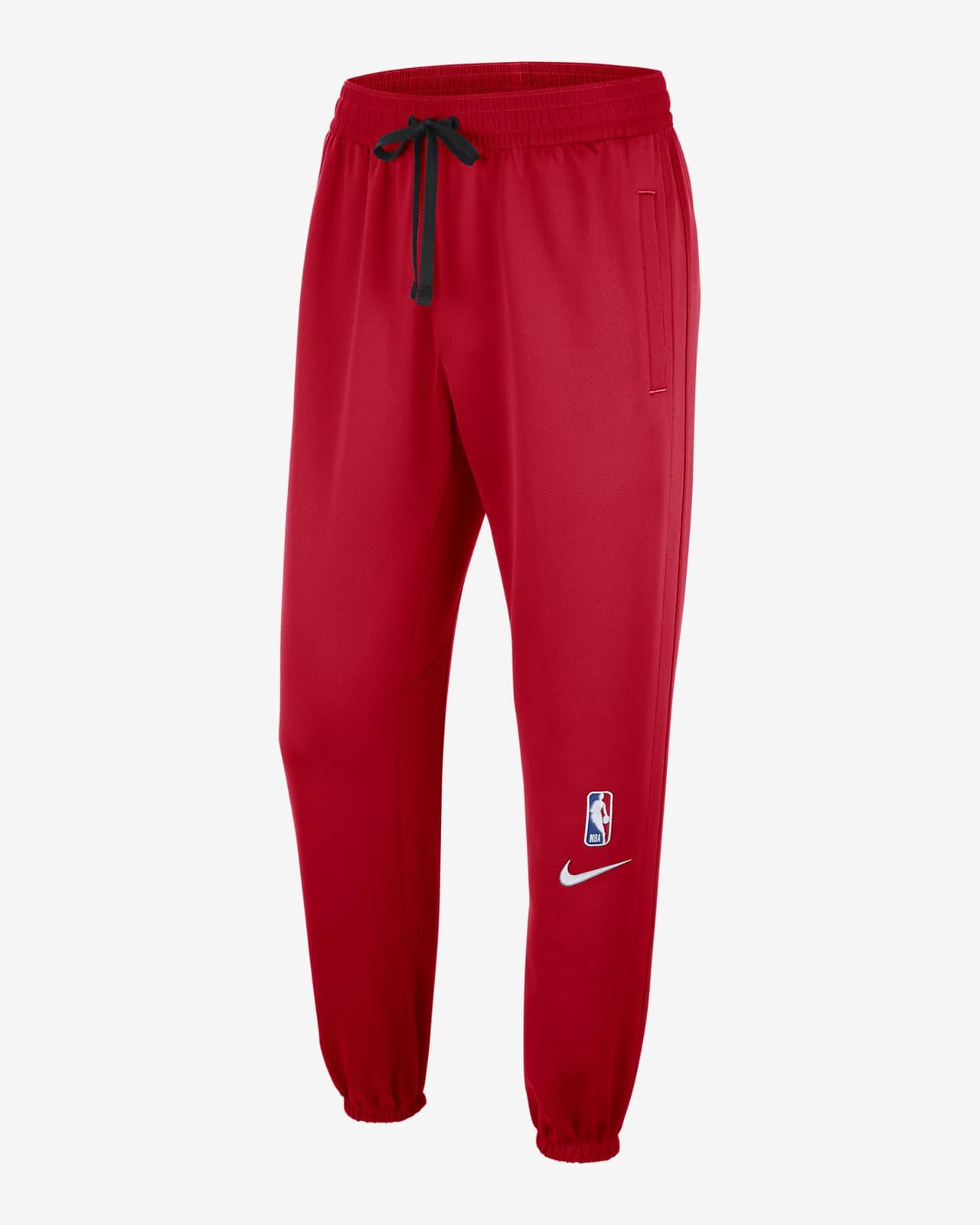 Kalhoty Nike NBA Therma Flex Chicago Bulls Showtime