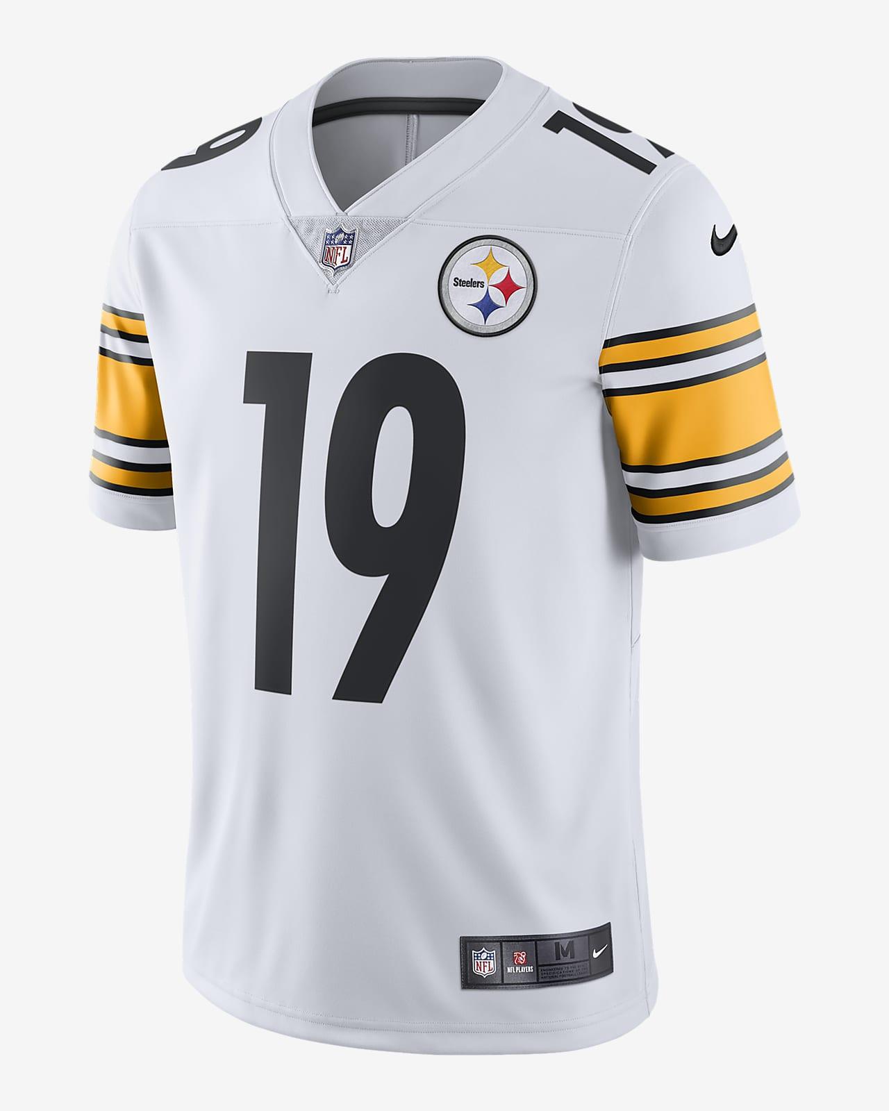 NFL Pittsburgh Steelers Vapor Untouchable (Juju Smith-Schuster) Men's Limited Football Jersey