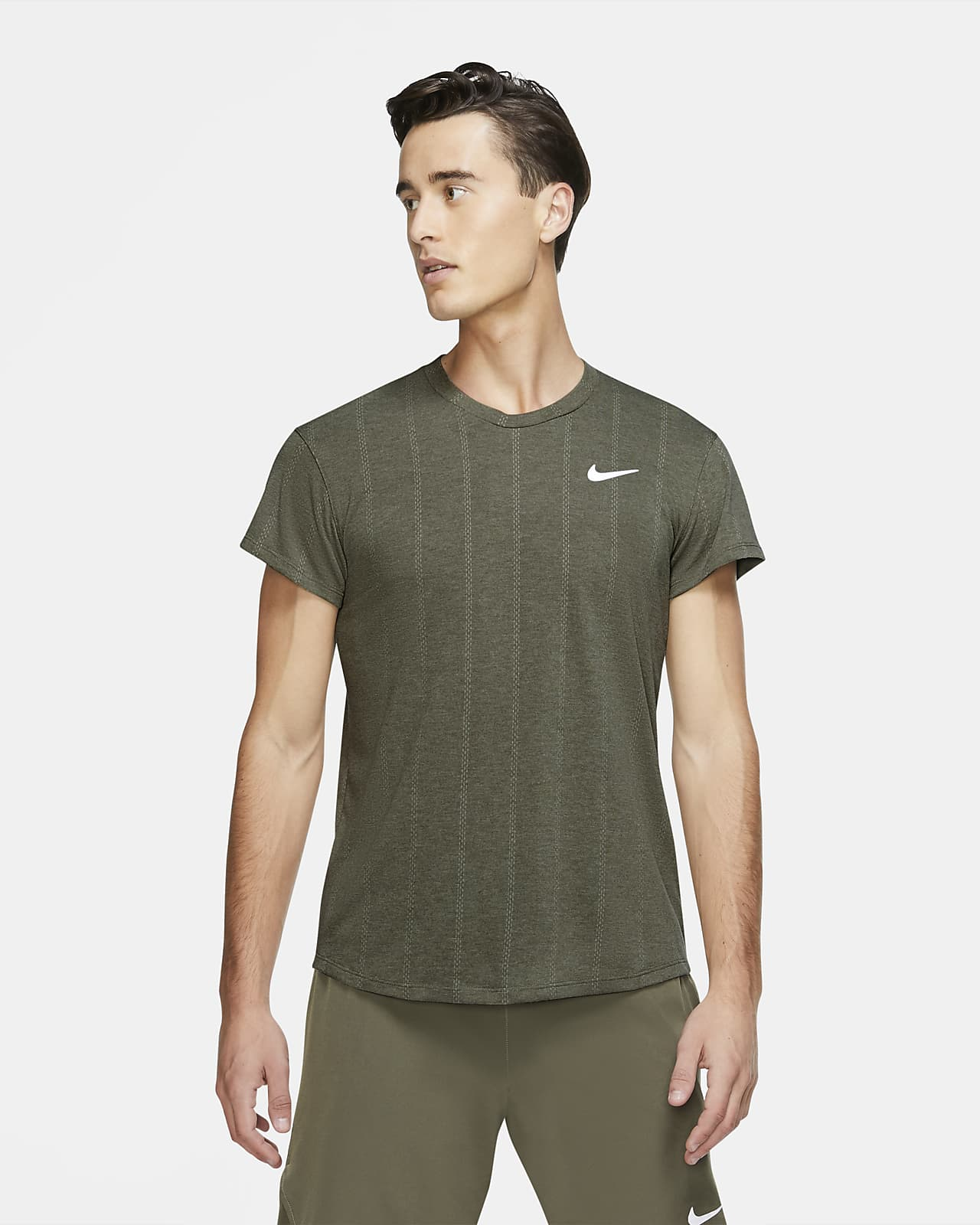 NikeCourt Challenger Men's Tennis Top