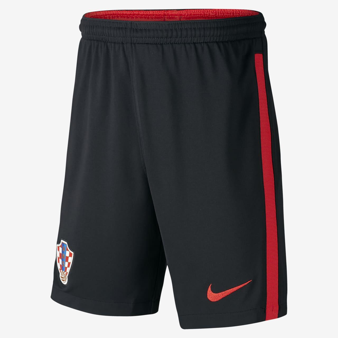 Croatia 2020 Stadium Home/Away Older Kids' Football Shorts