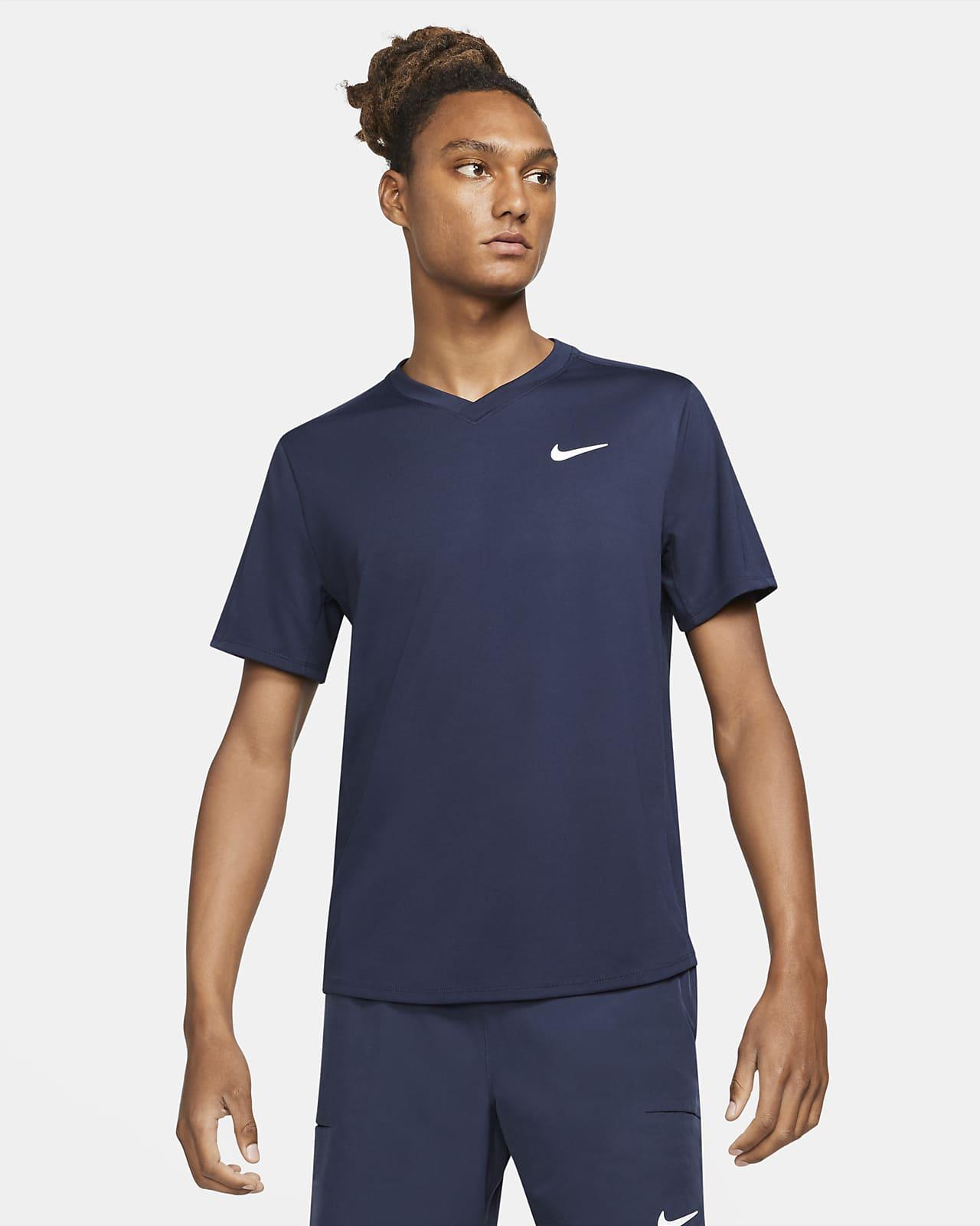 Camiseta de tenis para hombre NikeCourt Dri-FIT Victory