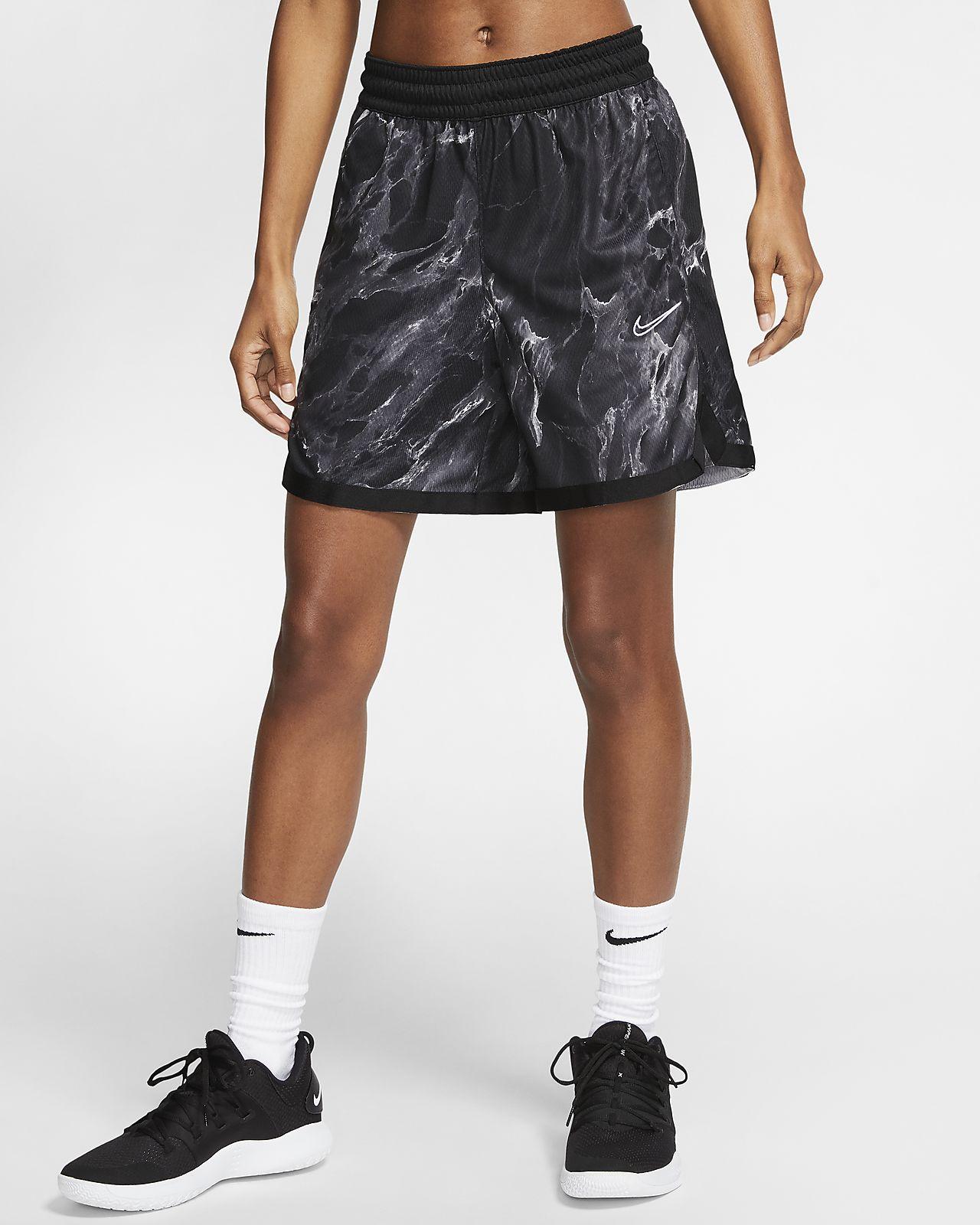 Short de basketball Nike Dri-FIT pour Femme
